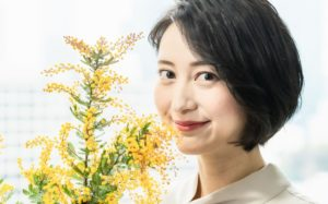 小川彩花アナの画像