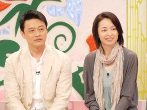 神保悟志さん、鮎ゆうきさんご夫妻の写真