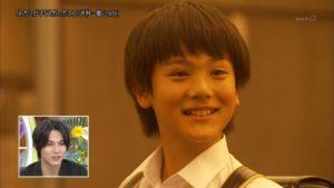 中川大志さんの子役時代の画像
