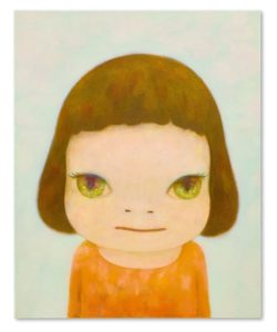 奈良美智さんの絵