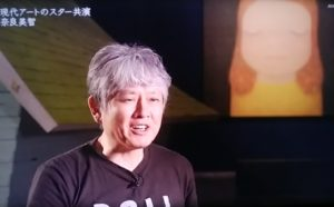 奈良美智さんの画像