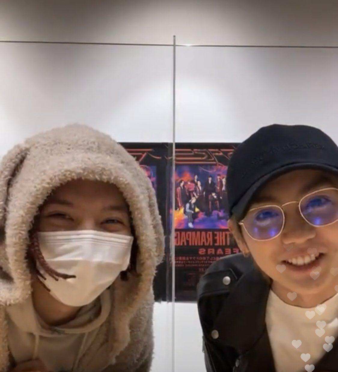 ジェラートピケ新作を着る鈴木昂秀さんの画像