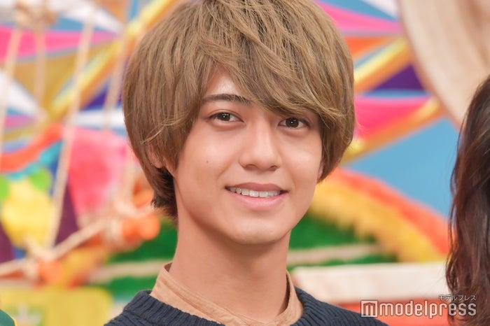 高橋海人さんの画像