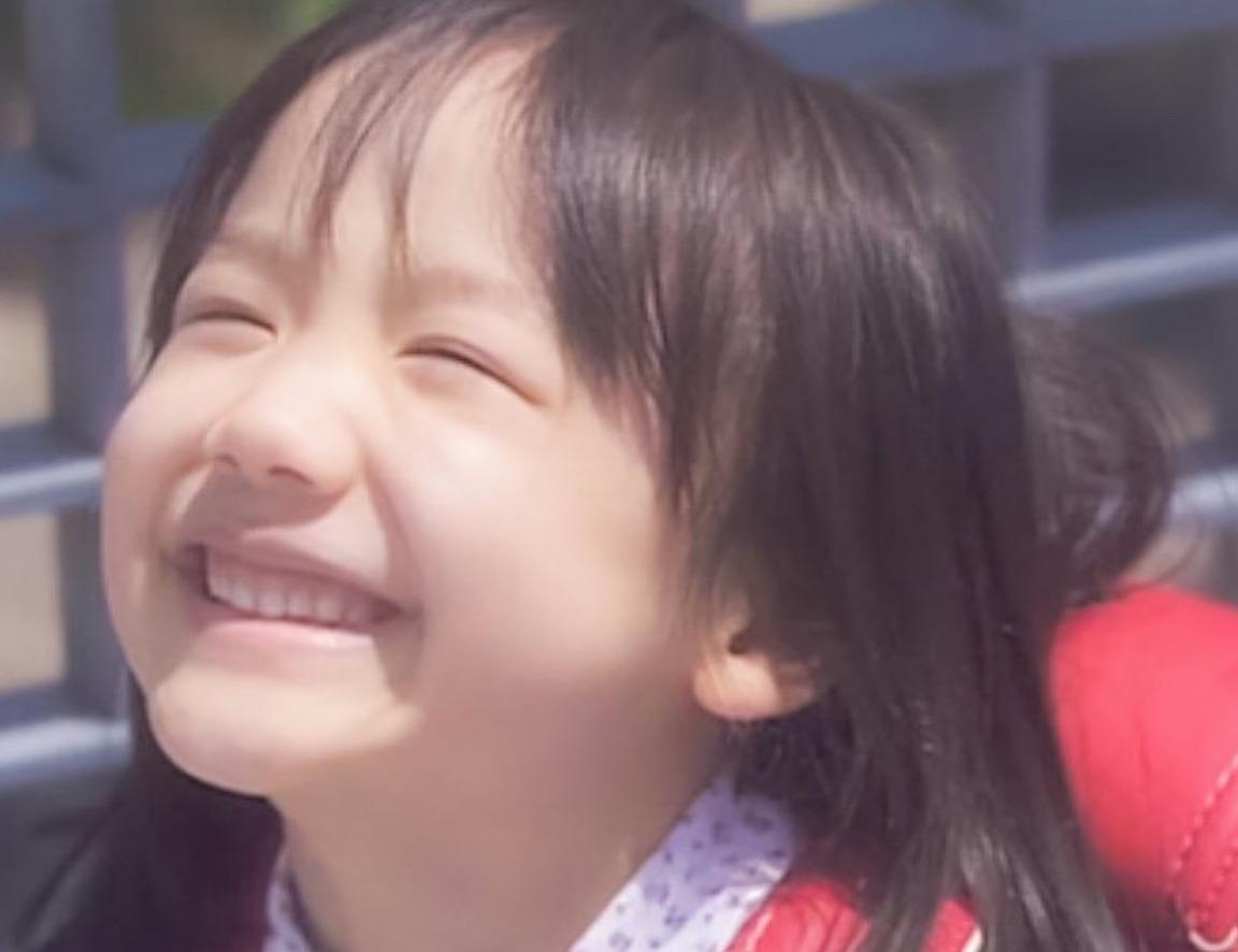 芦田愛菜さんの子役時代の画像