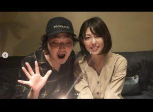 吉川莉早さんとピスタチオ小澤さんの画像