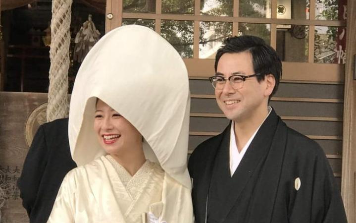 鈴木浩介さんと大塚千弘さんの結婚式の画像