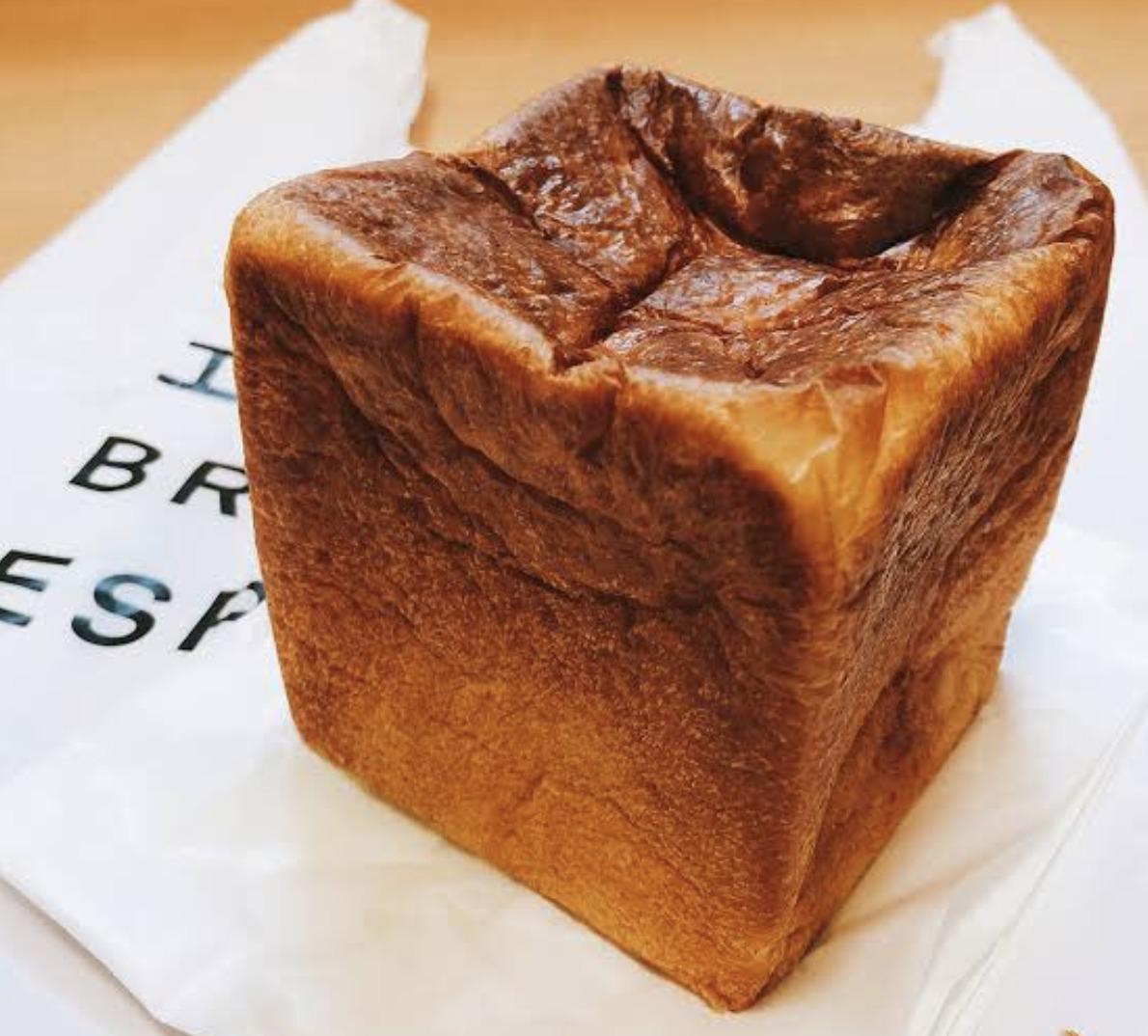 『パンとエスプレッソと』の食パン『ムー』