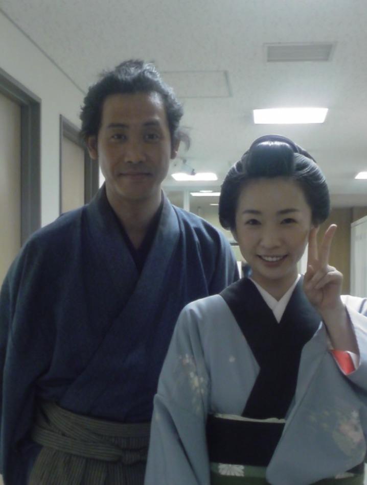 大泉洋さんと酒井若菜さん