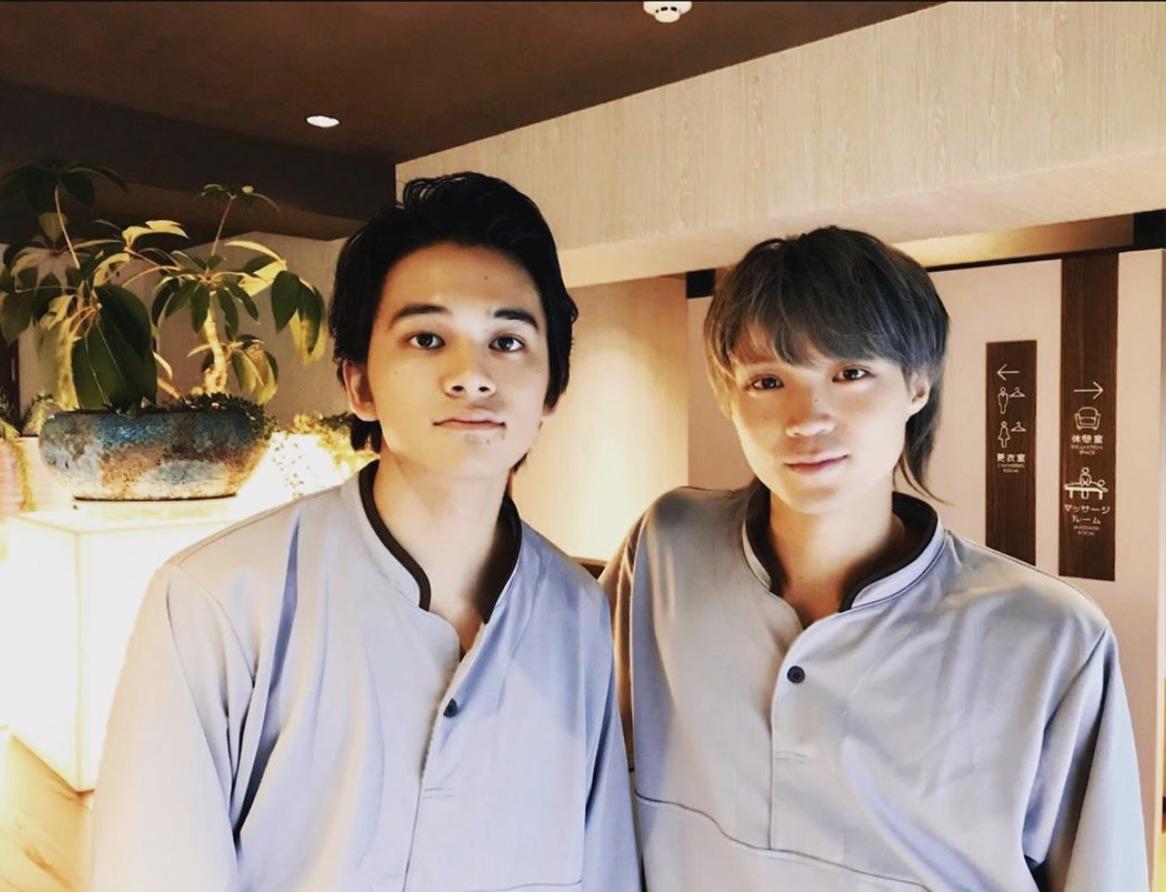 磯村勇斗さんと北村匠海さんの画像