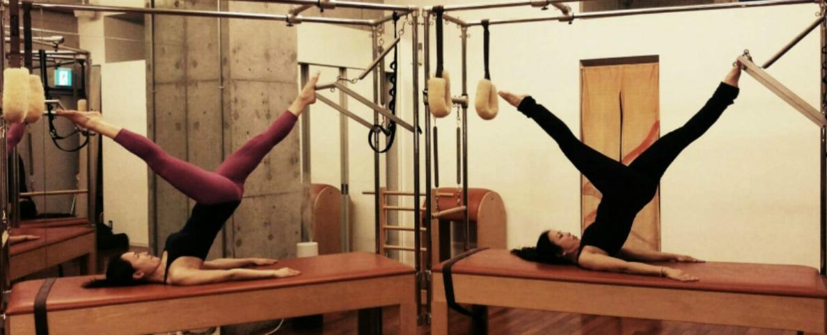 zen place pilates by bass pilates 六本木の画像