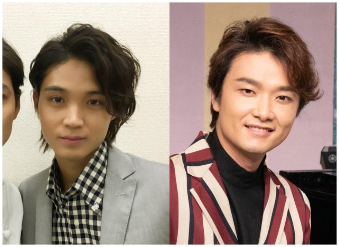 井上芳雄さんと磯村さん