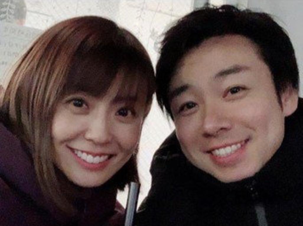 小林麻耶さんと國光吟さん