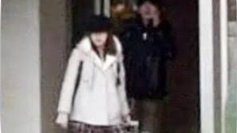 北川景子さんと櫻井翔さんの画像