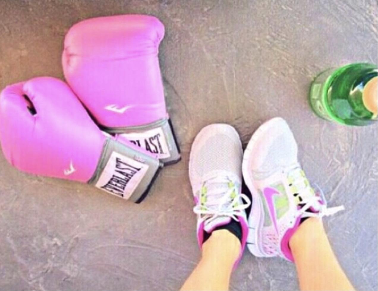 ボクシンググッズの画像