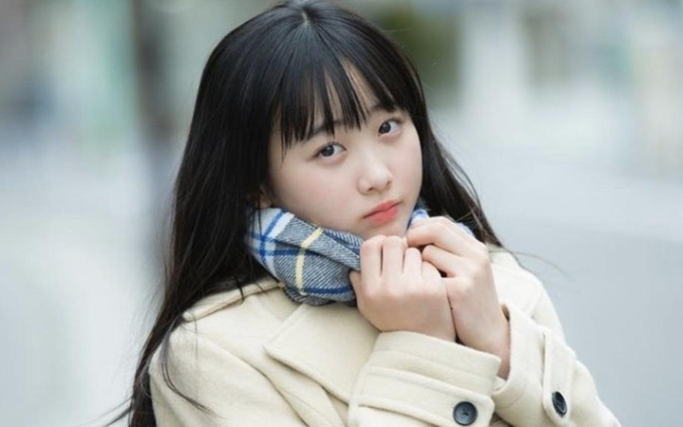 本田望結さんの画像