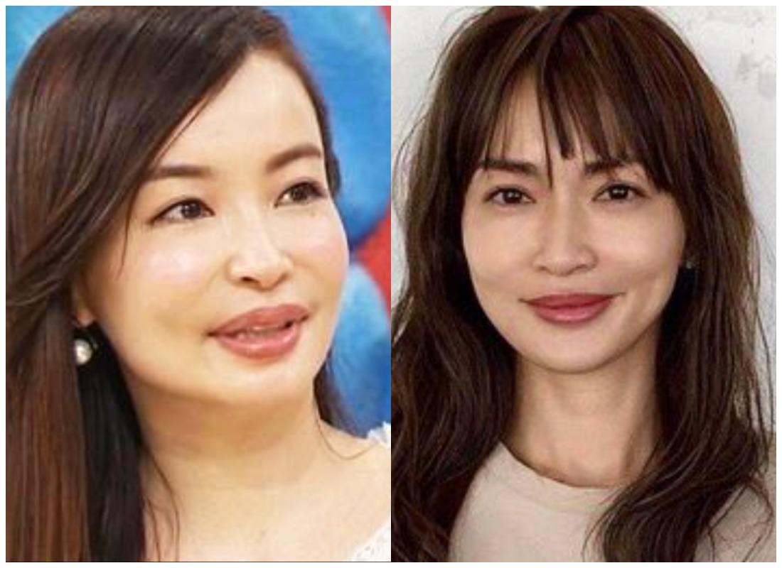平子理沙さんと長谷川京子さんの画像