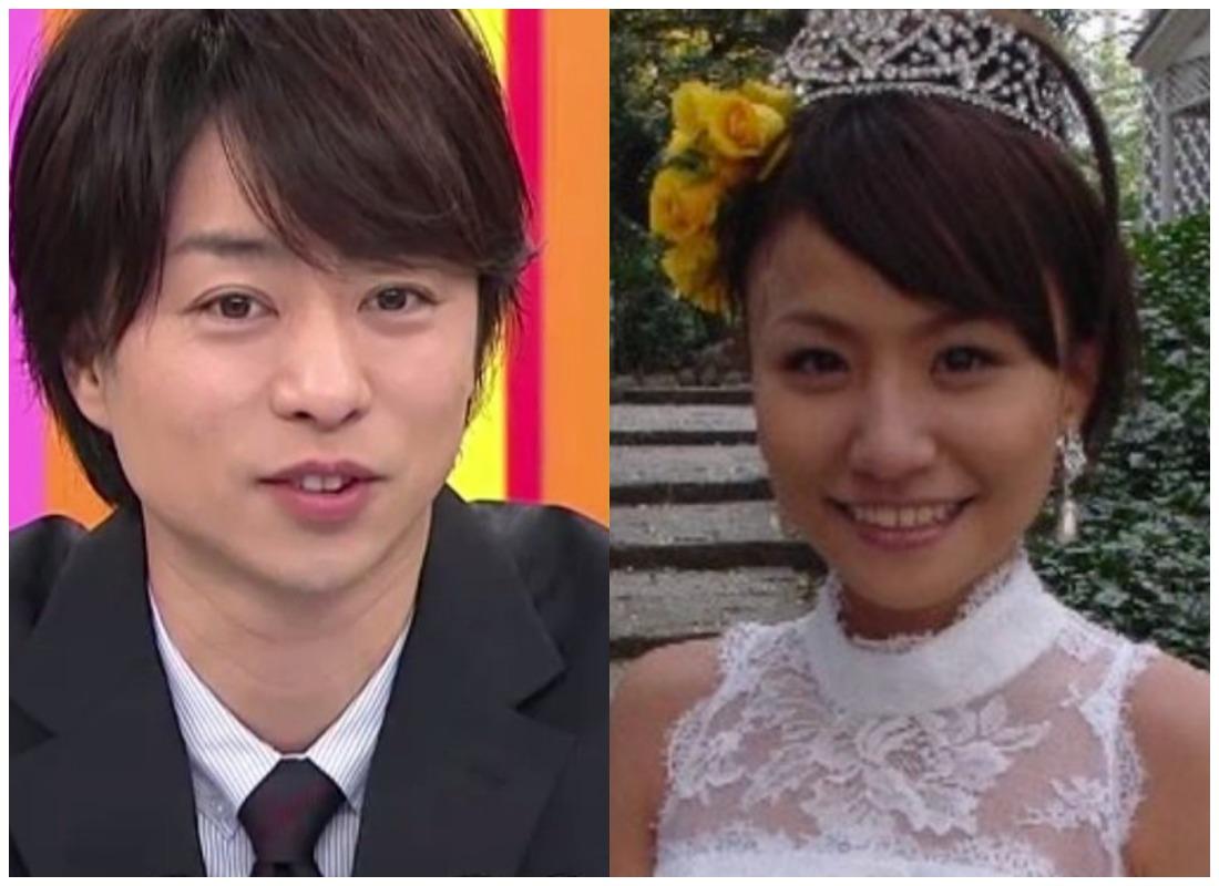 櫻井翔さんと結婚相手・高内三恵子さん