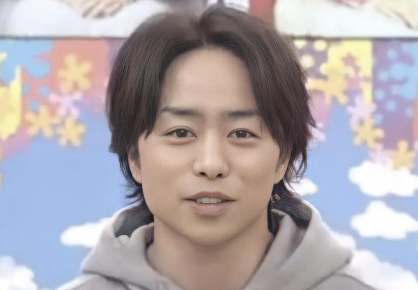 櫻井翔さんの画像