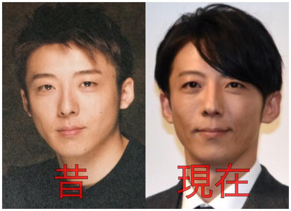高橋一生さんの比較画像