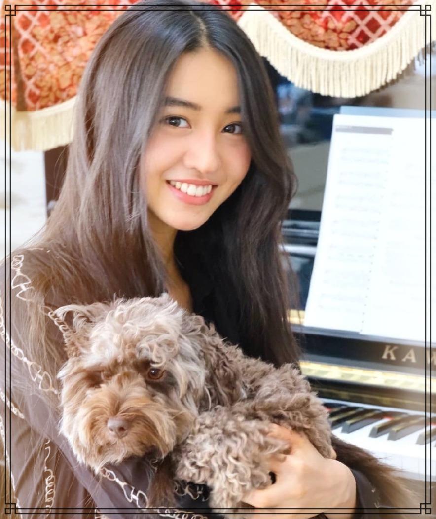 愛犬アムとkokiさんの画像