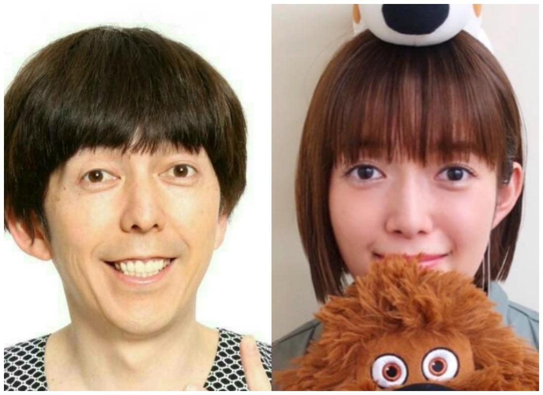 小堀裕之さんと佐藤栞里さんの画像