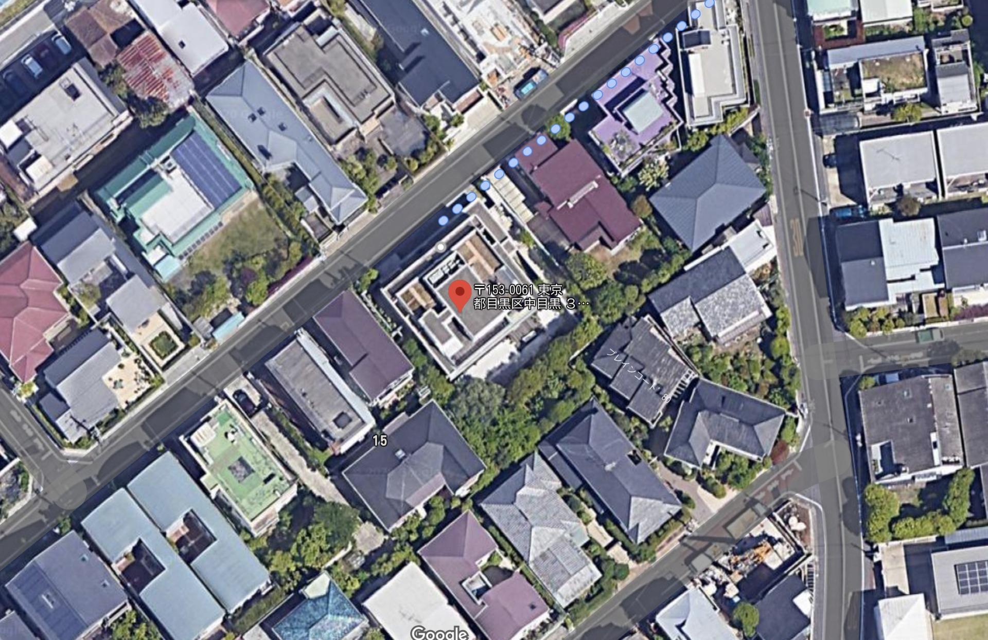 目黒3丁目の画像