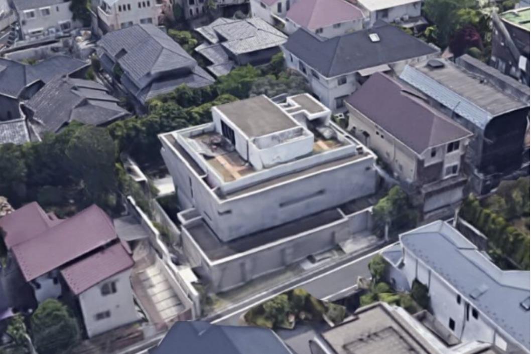 木村拓哉さんの家の画像