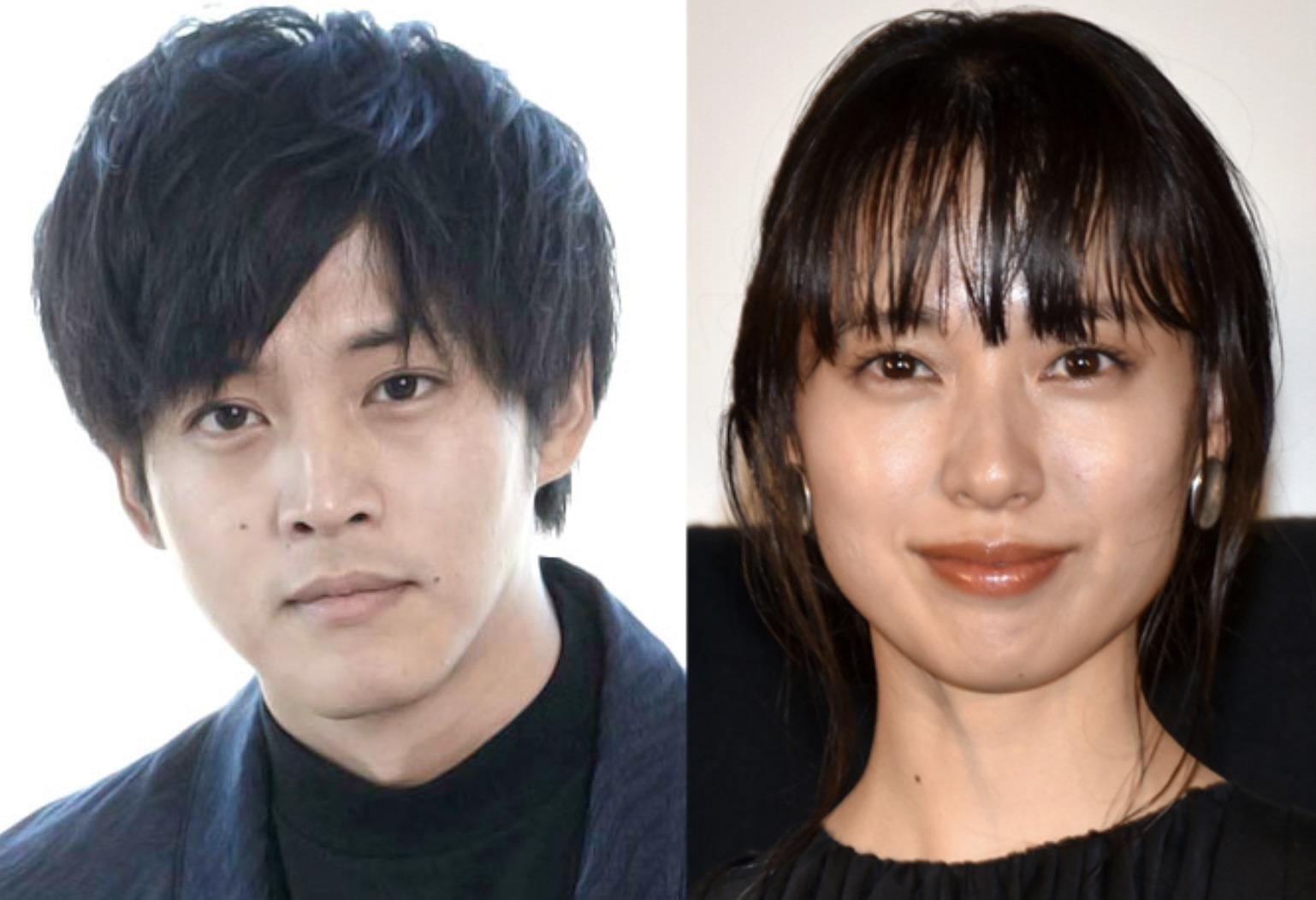 戸田恵梨香さんと松坂桃李さんの画像