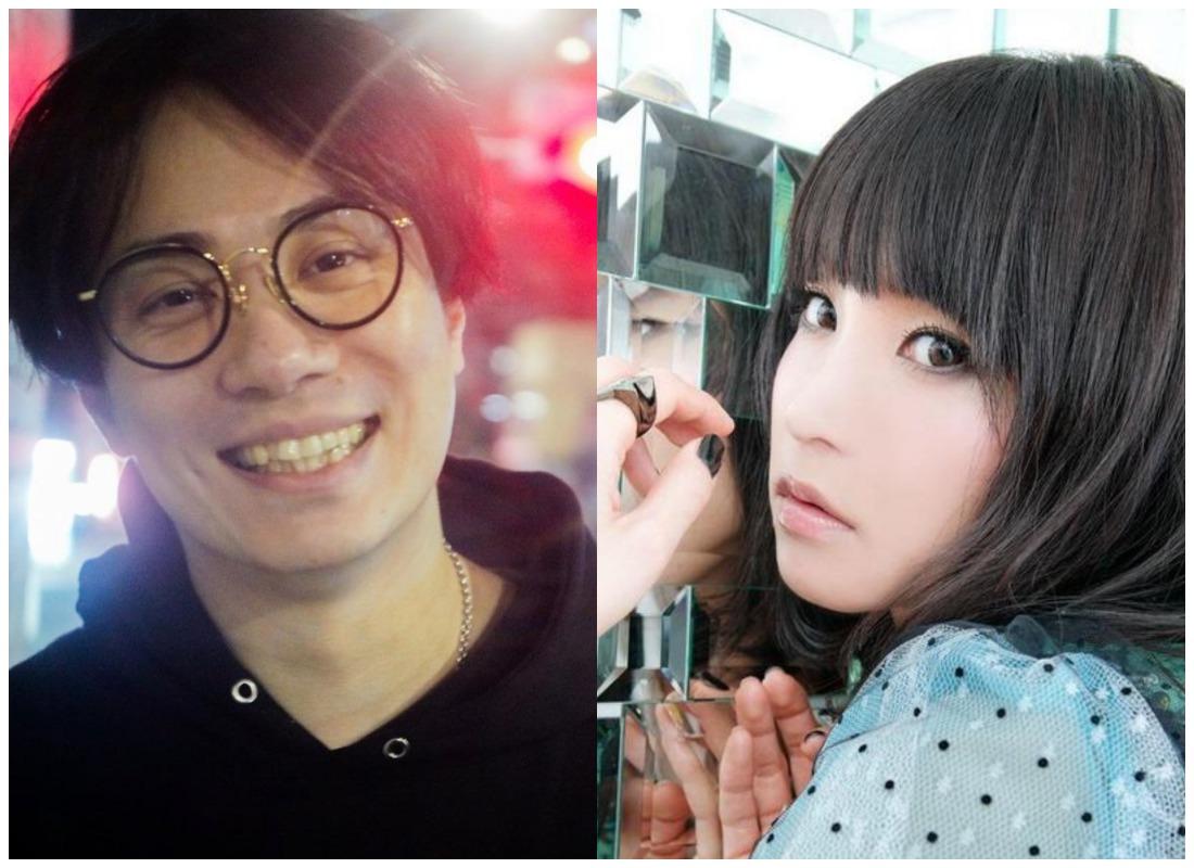 LiSAさんと鈴木達央さんの画像