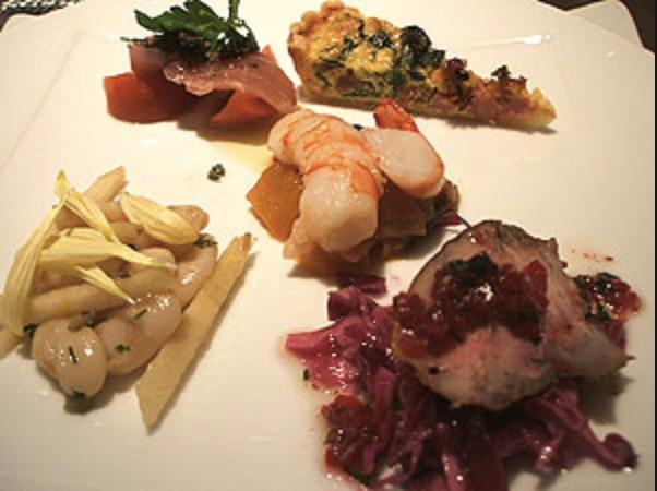 『リストランテ いな田』の料理画像