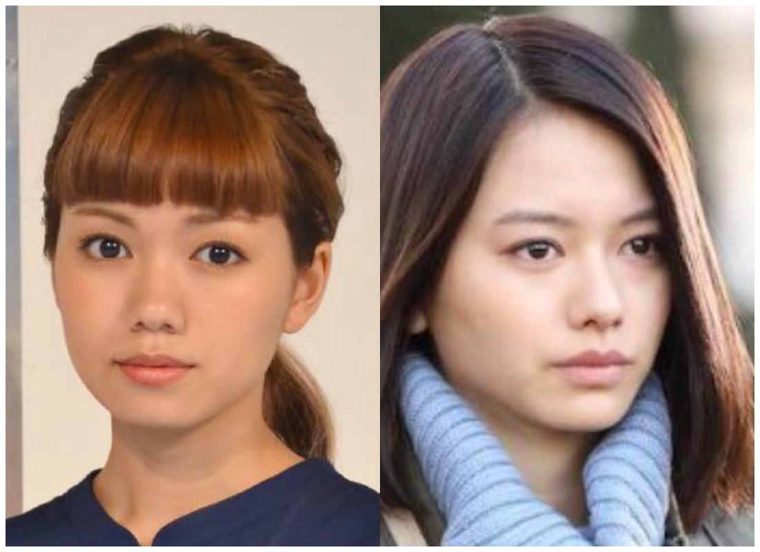 山本舞香さんと二階堂ふみさんの画像