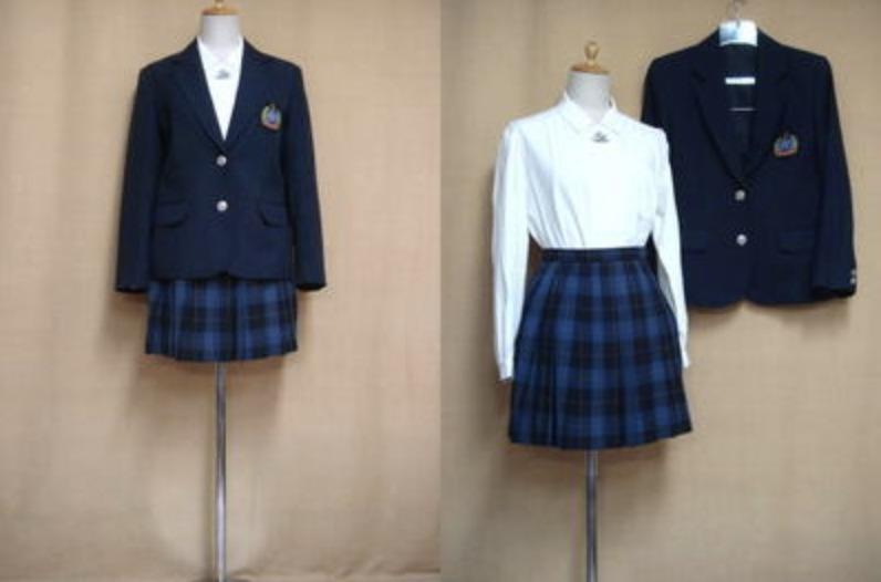 豊見城高校の制服画像