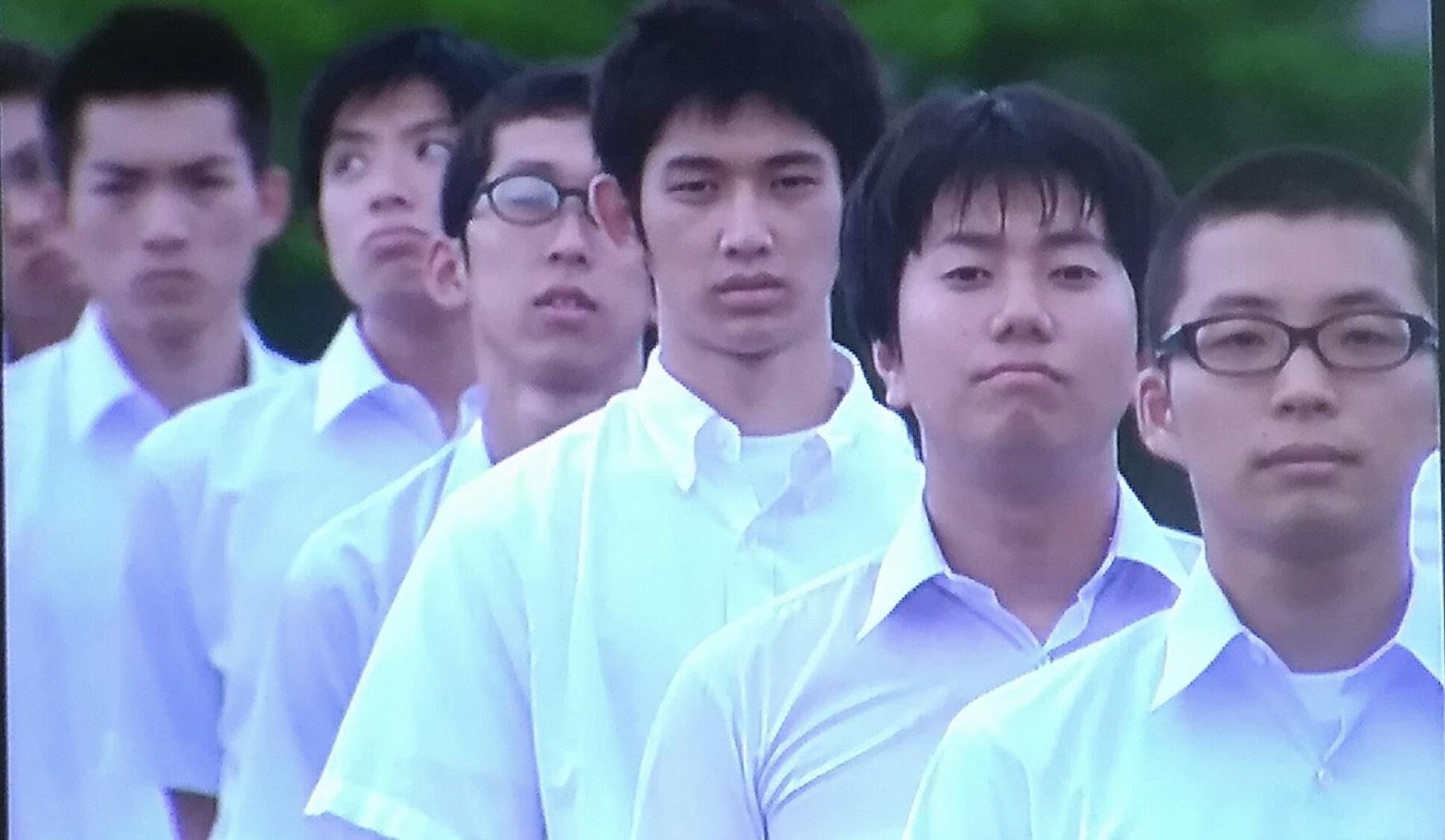 ドラマ『WATER BOYS』の画像