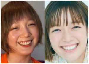 本田翼さんと佐藤栞里さんの画像