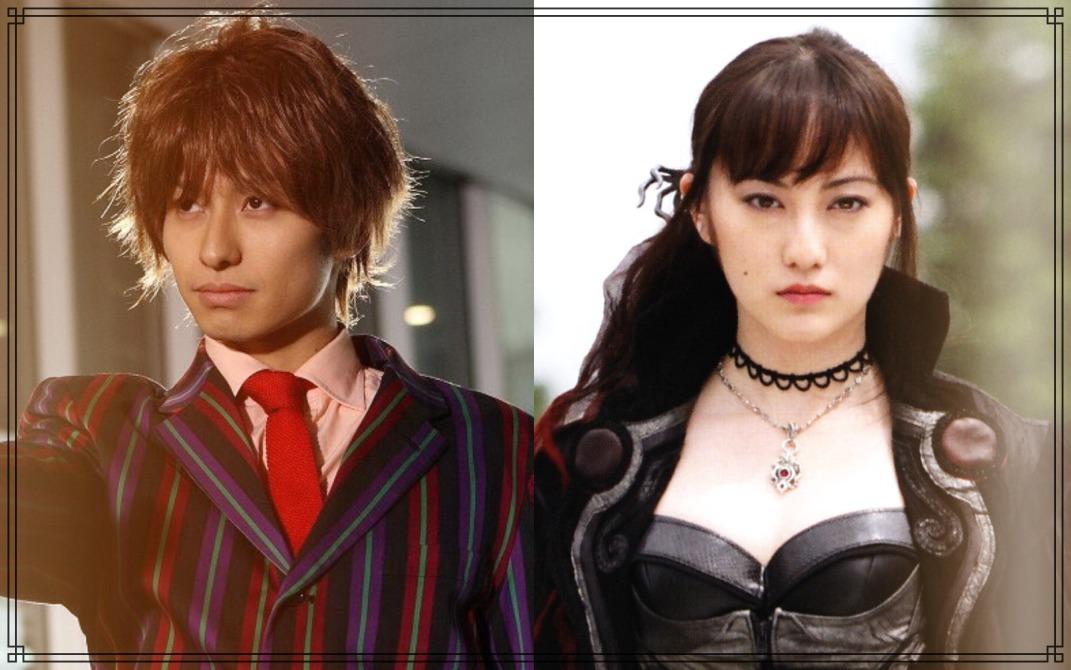 武田航平さんと松山メアリさんの画像