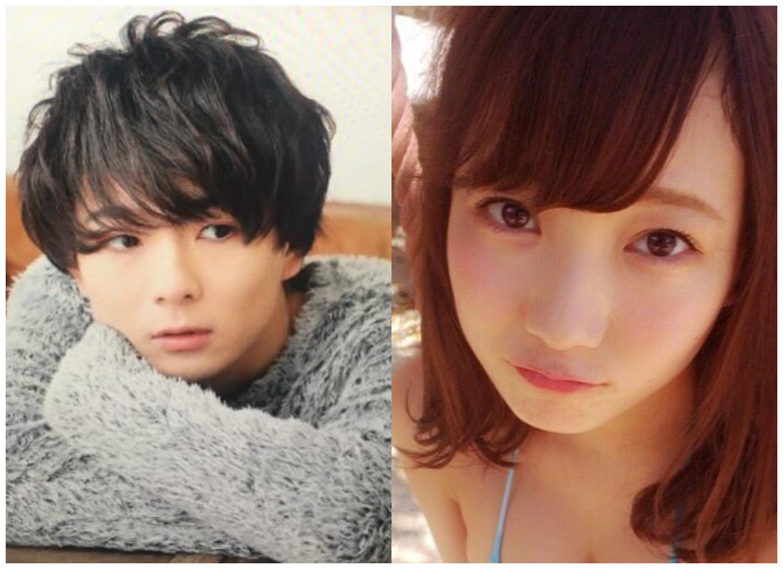 ワタナベマホトさんと京佳さんの画像