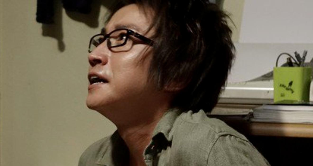 映画『僕だけがいない街』の藤原竜也さんの画像